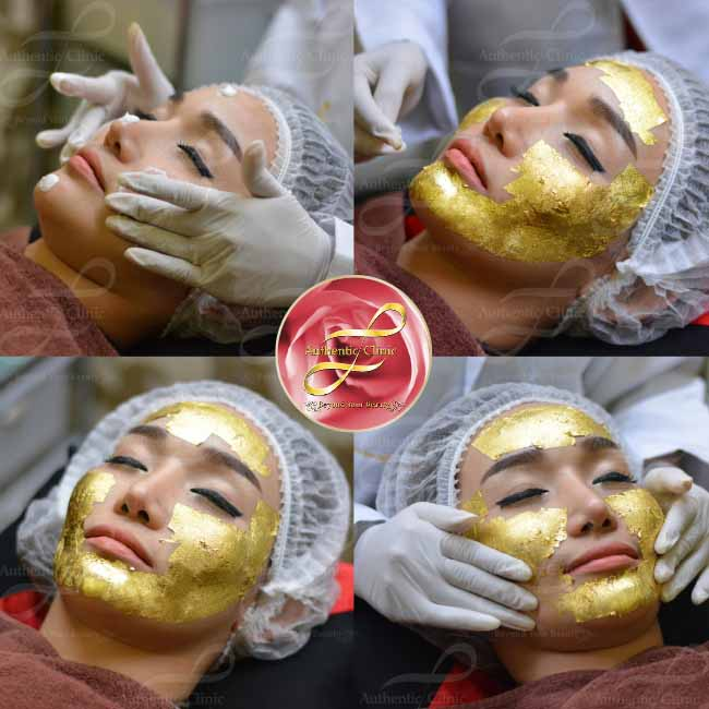 Review Miracle Gold Mask website